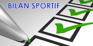 Bilan sportif des équipes d'interclubs