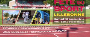 Fête du Sport à Lillebonne
