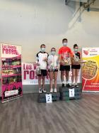 Volants roses : finale mixte pour Emma
