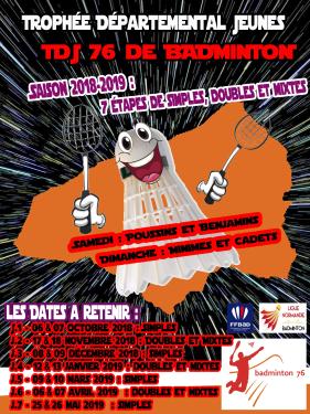 TDJ76 journée 4 à Lillebonne